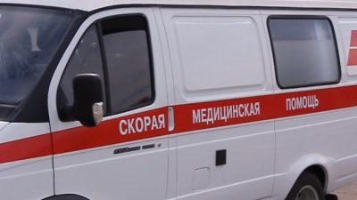 В Бурятии перевернулся автобус с 25 студентами