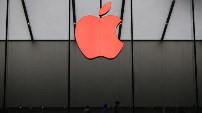 Китайская цензура на устройствах Apple действует в Гонконге и на Тайване