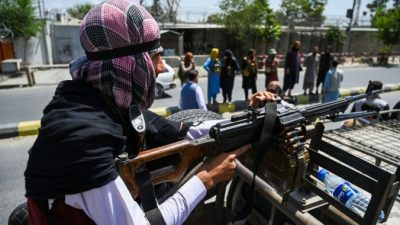 Все афганские телеканалы перешли натрансляцию Корана или новостей оталибах