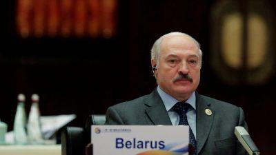 США вводят новые санкции в отношении Лукашенко