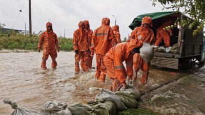 Юг России переживает второе наводнение за лето. Ливни продолжатся