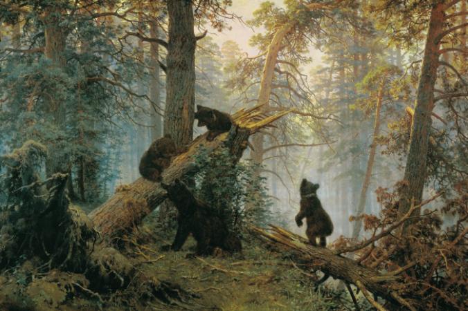 Шишкин Иван Иванович «Утро в сосновом лесу», 1889 год / общественное достояние | Epoch Times Россия