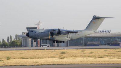 Немецкие вертолёты эвакуировали около 2000 человек из Кабула