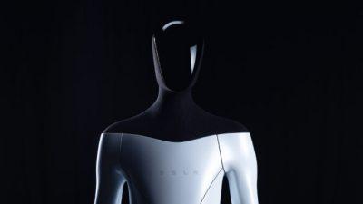 Tesla планирует запуск прототипа робота-гуманоида в 2022 году