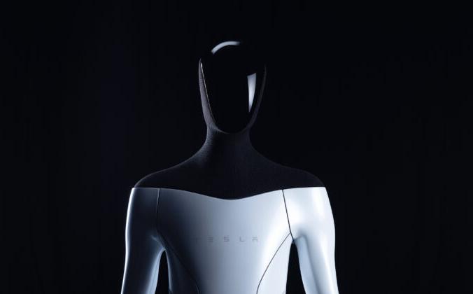 Прототип гуманоидного робота Tesla Bot. (Предоставлено Tesla) | Epoch Times Россия