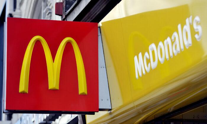 В Великобритании у McDonald's закончились молочные коктейли из-за проблем с поставками