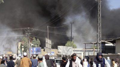 Международное сообщество не признает правительство Афганистана, навязанное силой