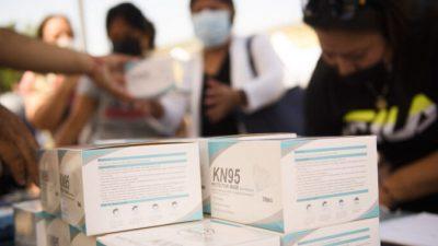 Выброшенные маски COVID-19 приводят к загрязнению среды и распространению заболеваний: эксперты