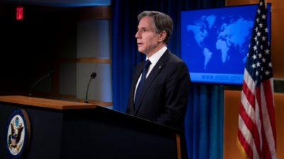 США поддержат Литву в её противостоянии давлению Пекина