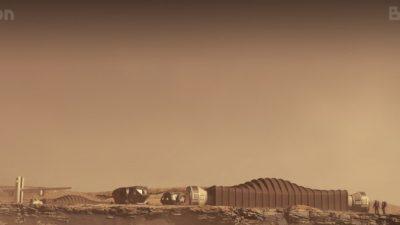 В США четыре добровольца год будут жить в марсианской среде