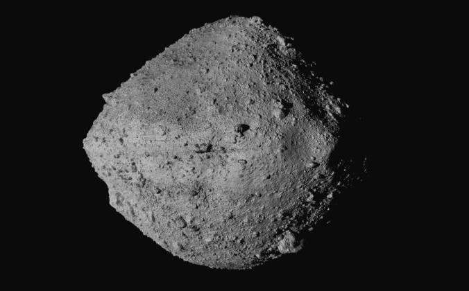 Астероид Бенну с космического корабля OSIRIS-REx на недатированном снимке. NASA/Goddard/University of Arizona/CSA/York/MDA via AP | Epoch Times Россия