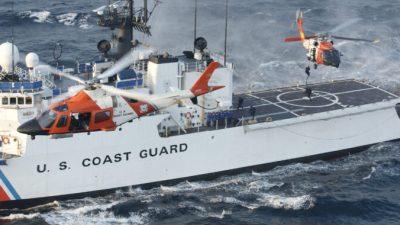 Офицеры береговой охраны США и Тайваня встретились, несмотря на давление Китая