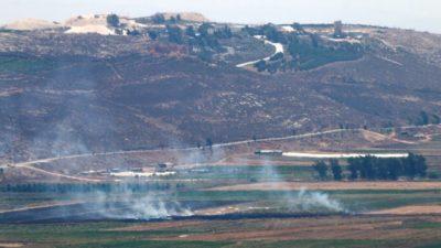 Ливан выпустил 2 ракеты по Израилю и получил ответный удар