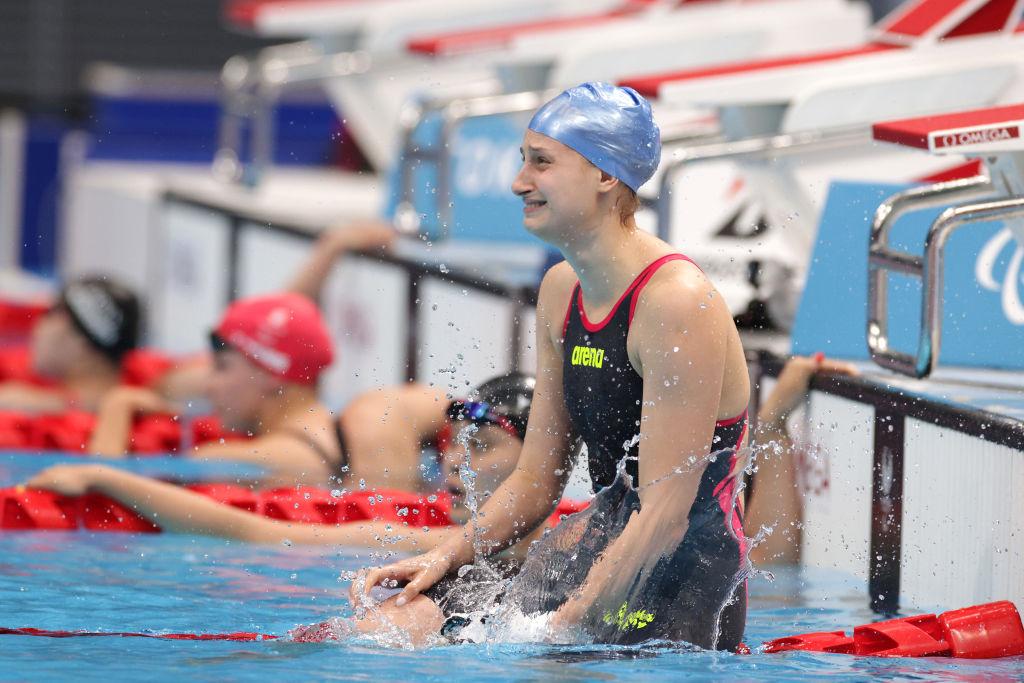 Валерия Шабалина завоевала первое золото Паралимпийских игр в Токио