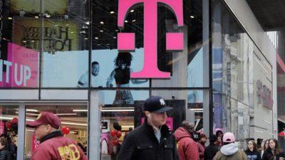 Оператор сотовой связи США сообщил о хакерской краже данных 48 млн человек