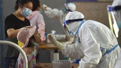 Закрытый город. Самая серьёзная вспышка COVID-19 в Китае с начала эпидемии