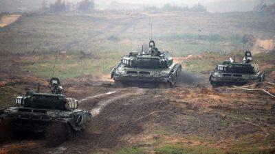 Россия и Беларусь проведут учения «Запад-2021»