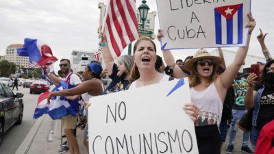 Коммунизм на Кубе не удался: по всей стране проходят протесты