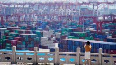 Грузовые порты в Восточном Китае переживают острую перегруженность после случаев заражения COVID-19