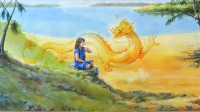 Канадская художница Кэтрин Гиллис: Чистое искусство и искренние обещания