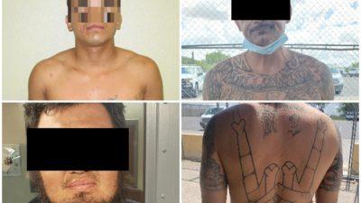Пограничная служба США задержала около 8700 иностранцев-преступников в Техасе