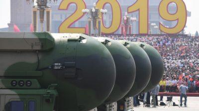 Эксперты: Китай вскоре может использовать ядерное оружие для «принуждения» США