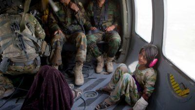 Самолёт США заодин рейс незапланированно эвакуировал изАфганистана 640 беженцев