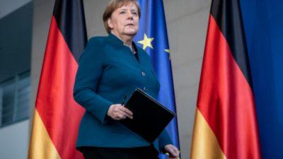В Германии назвали размер пенсии Ангелы Меркель после отставки