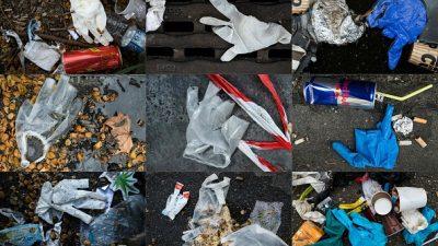 Каждый четвёртый француз выбрасывает мусор из окошка своего авто