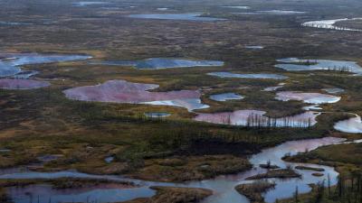 МЧС: Разлив дизельного топлива под Норильском ликвидирован