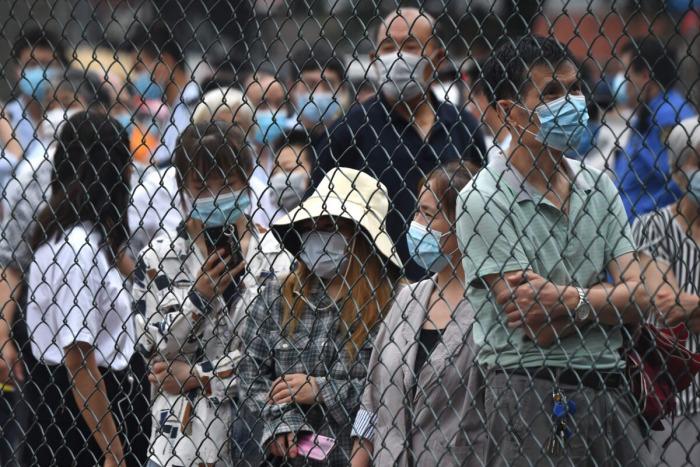 США призывают Пекин освободить граждан Китая, задержанных за предоставление информации о COVID-19
