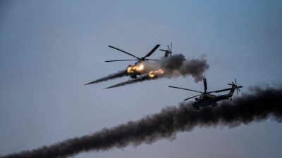 Китайские и российские военные проводят совместные учения на северо-западе Китая