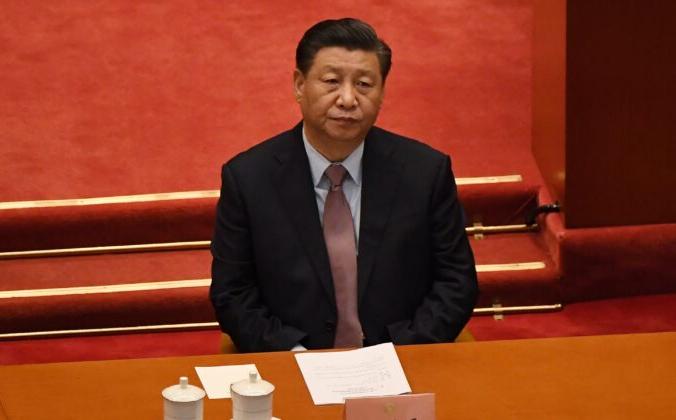 Китайский лидер Си Цзиньпин. (Leo Ramirez/AFP via Getty Images | Epoch Times Россия
