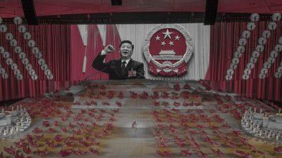 Ксенофобский план китайского режима по закрытию страны от внешнего мира