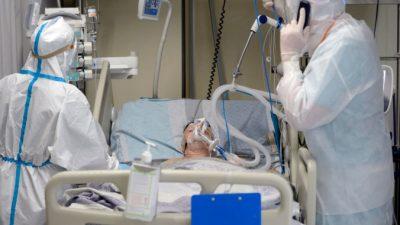 Из-за нехватки кислорода вбольнице Владикавказа скончались 9 человек наИВЛ