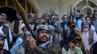 «Талибан» захватил Газни, десятый город за неделю