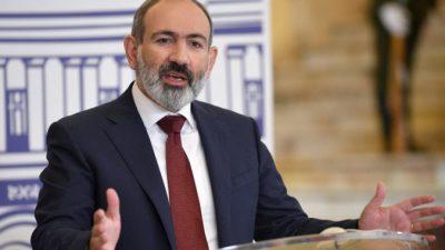 Премьер-министром Армении назначен Никола Пашинян