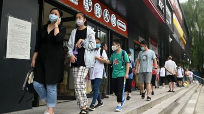 Китайский режим для идеологического контроля запретил иностранные образовательные программы