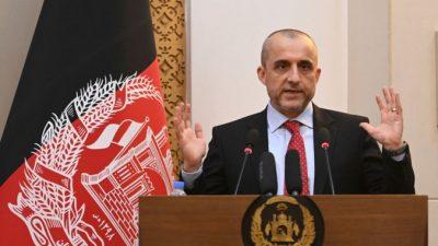 Вице-президент Афганистана объявил себя главой страны и призвал к войне с талибами