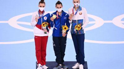 Международная федерация гимнастики согласилась с результатами Олимпиады в Токио