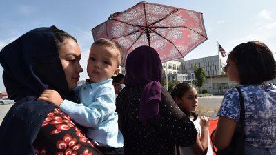 Пенсильвания готовится принять афганских беженцев