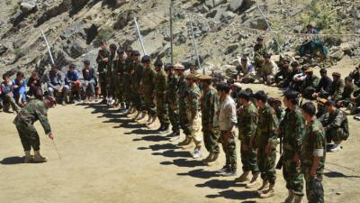Лидер сопротивления в Афганистане назвал условия прекращения борьбы с талибами