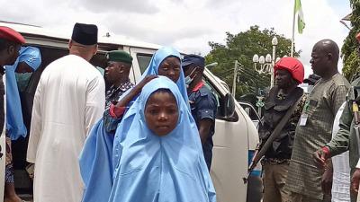 Нигерия: похищенных детей возвращают родителям