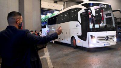 14 пассажиров автобуса стали жертвами аварии в Турции