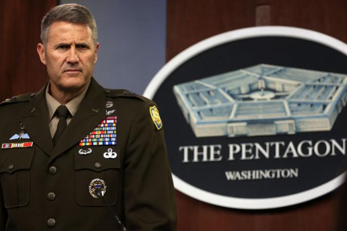 Генерал-майор армии США Уильям Тейлор. Photo by Alex Wong/Getty Images | Epoch Times Россия