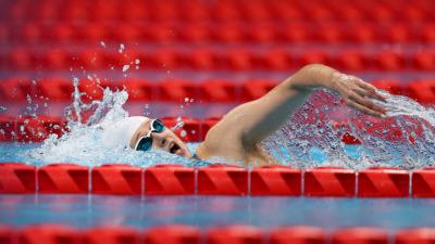 Россия занимает третье место в медальном зачёте Паралимпиады