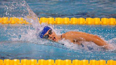 Пловчиха Шабалина установила мировой рекорд на Играх в Токио