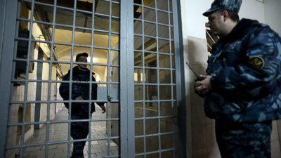 В Подмосковье из изолятора сбежали пятеро опасных заключённых