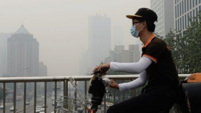 Нормативы загрязнения воздуха в Красноярске превышены в 2-3 раза