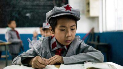 КПК стремится внушить школьникам «мысли Си Цзиньпина»
